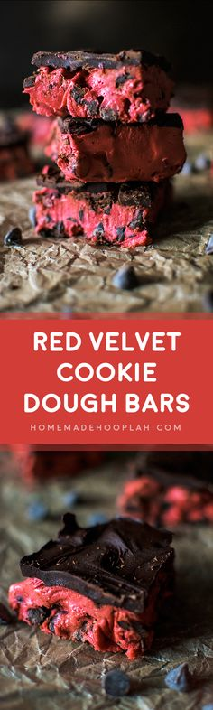 Red Velvet Cookie Do