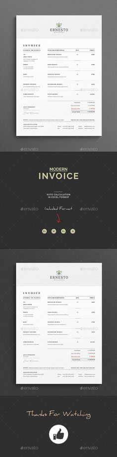 Medical Billing Invoice Template Free Invoice template - customize invoice