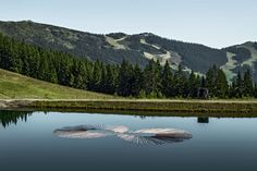 Kunst am Berg auf der Schmittenhöhe in Zell am See. Zell Am See, River, Mountains, Nature, Outdoor, Kunst, Outdoors, Naturaleza, Outdoor Games