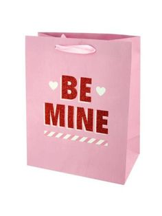 'Be Mine' Valentine's Gift Bag (Available in a pack of 36)