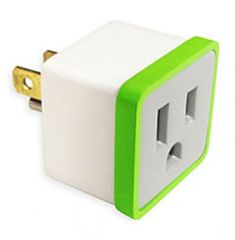 This power plug device can radically lower your electricity bills. With it's electricity tracking capabilities, you'll stay notified through its iPhone app.