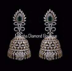 Diamond Jewelry located in California Call/whats up for… Moksha Diamond Boutique. Diamond Jewelry located in California Call/whats Diamond Earrings Indian, Diamond Hoop Earrings, Gold Earrings, Diamond Jewellery, Dimond Necklace, Gold Jewelry, Diamond Choker, Fine Jewelry, Drop Earrings