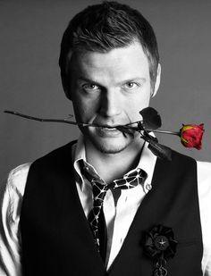 Nick Carter #celebrities, #flowers, #pinsville