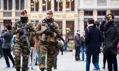 Επίθεση με μαχαίρι εναντίον αστυνομικών στις Βρυξέλλες
