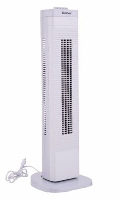 Cooler Tower Fan Portable Oscillating Home Office Bed Living Room Summer Cooling CoolerTowerFan
