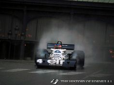 1977 Formula 1 Monaco Grand Prix - Patrick Depailler.