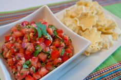 Salsa maison Hors D'oeuvres, Ethnic Recipes, Food, Recipes, Meals, Yemek, Appetizers, Eten