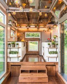 "2,347 Likes, 9 Comments - @bohodestiny on Instagram: ""Love this tiny house via @wanderlustdestiny"""