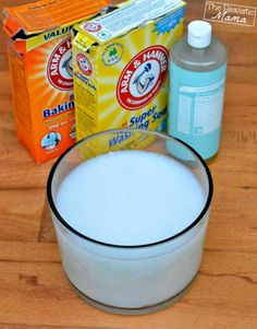 Homemade Laundry Detergent - Borax Free Recipe
