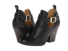 MIA Clairre ~ cut out ankle booties
