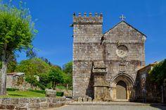 Monasterio de Sao Pedro de Cete   Turismo en Portugal
