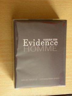 parfum pour homme Évidence