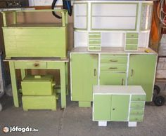 Retró konyhabútor eladó Filing Cabinet, Storage, Furniture, Home Decor, Purse Storage, Decoration Home, Room Decor, Larger, Home Furnishings