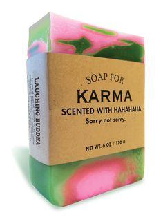 Soap for Karma - BEST SELLER