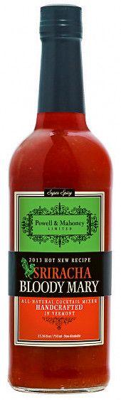 Powell & Mahoney - Sriracha Bloody Mary Mixer