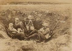 German stormtroopers, 1918.