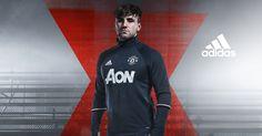 Luke Shaw models the brand new training range for Football Transfers, Transfer Rumours, Soccer Kits, Manchester United Football, English Premier League, Latest Instagram, The Unit, Mens Tops, Fandom