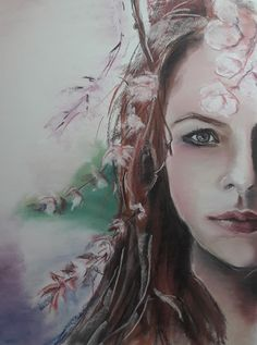 Bloemencorso - pastel Game Of Thrones Characters, My Arts, Fictional Characters, Fantasy Characters