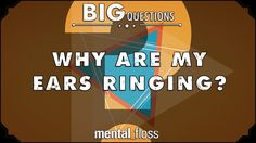 Why are my ears ringing? - Big Questions - (Ep. 19)  Courtesy: MentalFloss