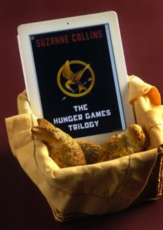 Hunger Games party food ideas/recipes a list made from each book...so hold out til the next movie!!!