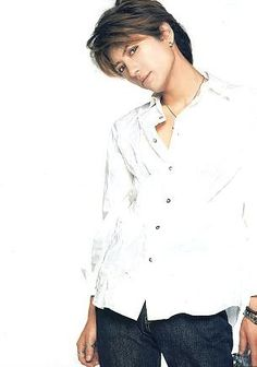 Gackt . Japanese Men, Actor Model, Visual Kei, Androgynous, Record Producer, Hyde, Asian Men, Cute Guys, Celebrity Photos