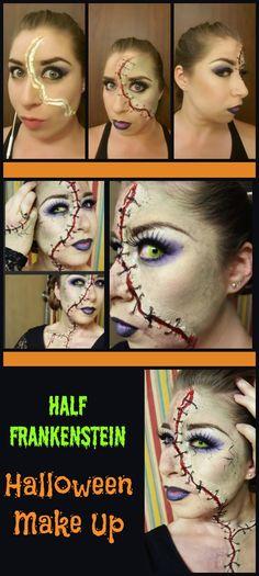Half Frankenstein Ha