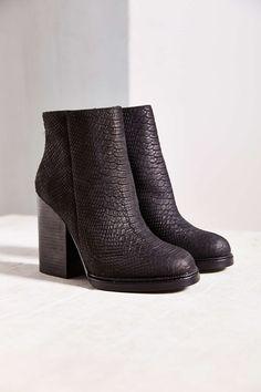 Ash Delire Chunky Heel Boot