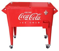 Shop a great selection of Leigh Country 80 Qt Coca-Cola Ice Cold (Embossed) Cooler. Find new offer and Similar products for Leigh Country 80 Qt Coca-Cola Ice Cold (Embossed) Cooler. Coca Cola Mini, Coca Cola Store, Coca Cola Vintage, Pepsi Cola, Coca Cola Cooler, Retro Cooler, Coca Cola Kitchen, Coca Cola Decor, Outdoor Cooler