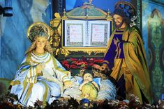 Dennis Natividad's 365 Project photo for December 2018 - The Nativity of the Lord Lord, Princess Zelda, Eyes, Painting, Fictional Characters, Nativity, Painting Art, Paintings, Fantasy Characters