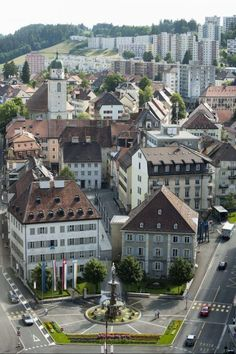 La Chaux-de-Fonds (UNESCO World Heritage Site)