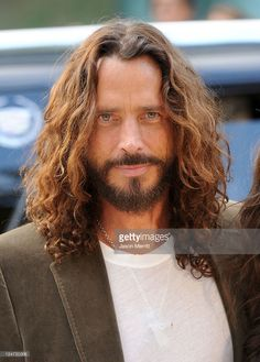 Musician/actor Chris Cornell arrives at the premiere of 'Machine Gun Preacher' at Roy Thomson Hall during the 2011 Toronto International Film Festival on September 11, 2011 in Toronto, Canada.