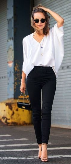 Awesome 32 Easy Spring Outfits Can Wear to Work http://outfitmad.com/2018/04/10/32-easy-spring-outfits-can-wear-to-work/