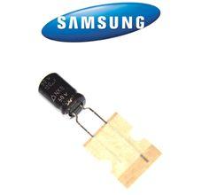 Samsung BN81-03136A Capacitor 100uf 50v 8 x 12mm