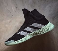 Another Look at the Adidas Futurecraft 4D Laceless Basketball Sneaker | Sole Collector #Adidas #Futurecraft #Basketball