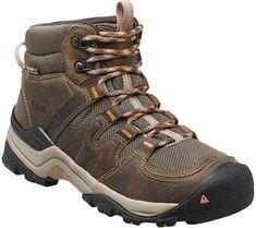 2bbab33754 Keen Gypsum II Mid Waterproof Hiking Boot - Earl Grey/Purple Plumeria 9  Waterproof Hiking