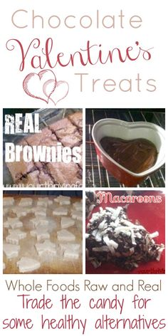 Some Chocolate Treats - Your Thriving Family