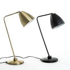 MINI Lampe PIPISTRELLO Noir LED H35cm Lampe  poser Martinelli