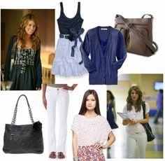 90210 Fashion - How to Dress Like Annie Wilson - College Fashion