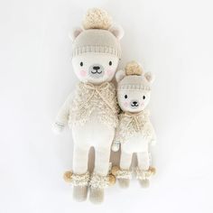 Stella the Polar Bear helps feed children in need. 1 doll = 10 meals.