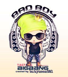 BAD BOY - Taeyang by babymoon321.deviantart.com on @deviantART
