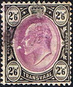Transvaal 1904 SG 269 King Edward VII Head Fine Used SG 259 Scott 263 More Africa stamps here