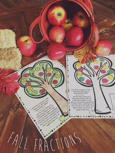 Hooray for FALL! Bring on the cooler temps and visits to the apple orchard…