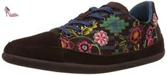 Desigual sHOES happy 57KS1A1 6009 sneaker - - Multicolore, 36 - Chaussures desigual (*Partner-Link)