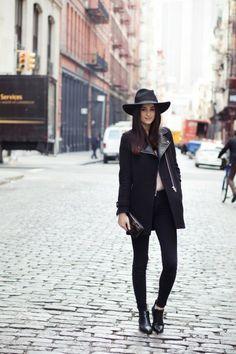 Autumn Street Style Around New York City. Photo by Max Kopanygin.