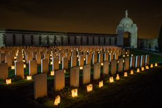 tyne cot cemetery - Google Search