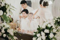 You Will Fall in Love with This Regal Filipiniana Wedding in Bataan! Filipiniana Wedding Theme, Wedding Dresses, Bride And Breakfast, Bataan, Wedding Blog, Wedding Stuff, Luxury Wedding, Wedding Designs, Falling In Love