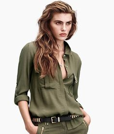 Ladies | Shirts & Blouses | H US