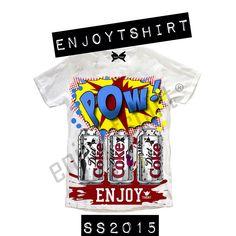 New Collection EnjoyTshirt  #enjoytshirt #SS2015 #new  info@enjoytshirt.com www.enjoytshirt.com