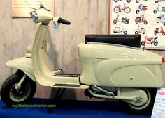 Vintage Lambretta 1961