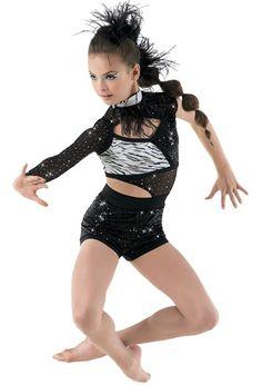 Weissman® | Zebra Character Dance Costume